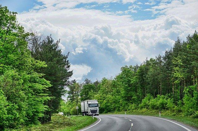 Автомобильный грузовой транспорт
