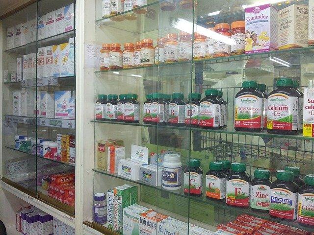 Międzynarodowy transport leków